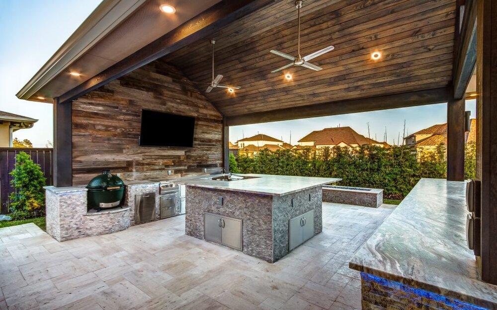 Outdoor Kitchen Ideas AJ Development, LLCBlog