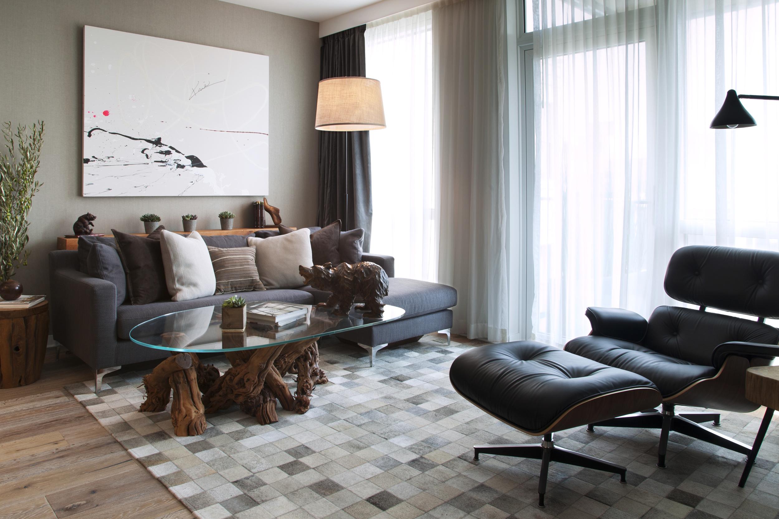 San francisco living room