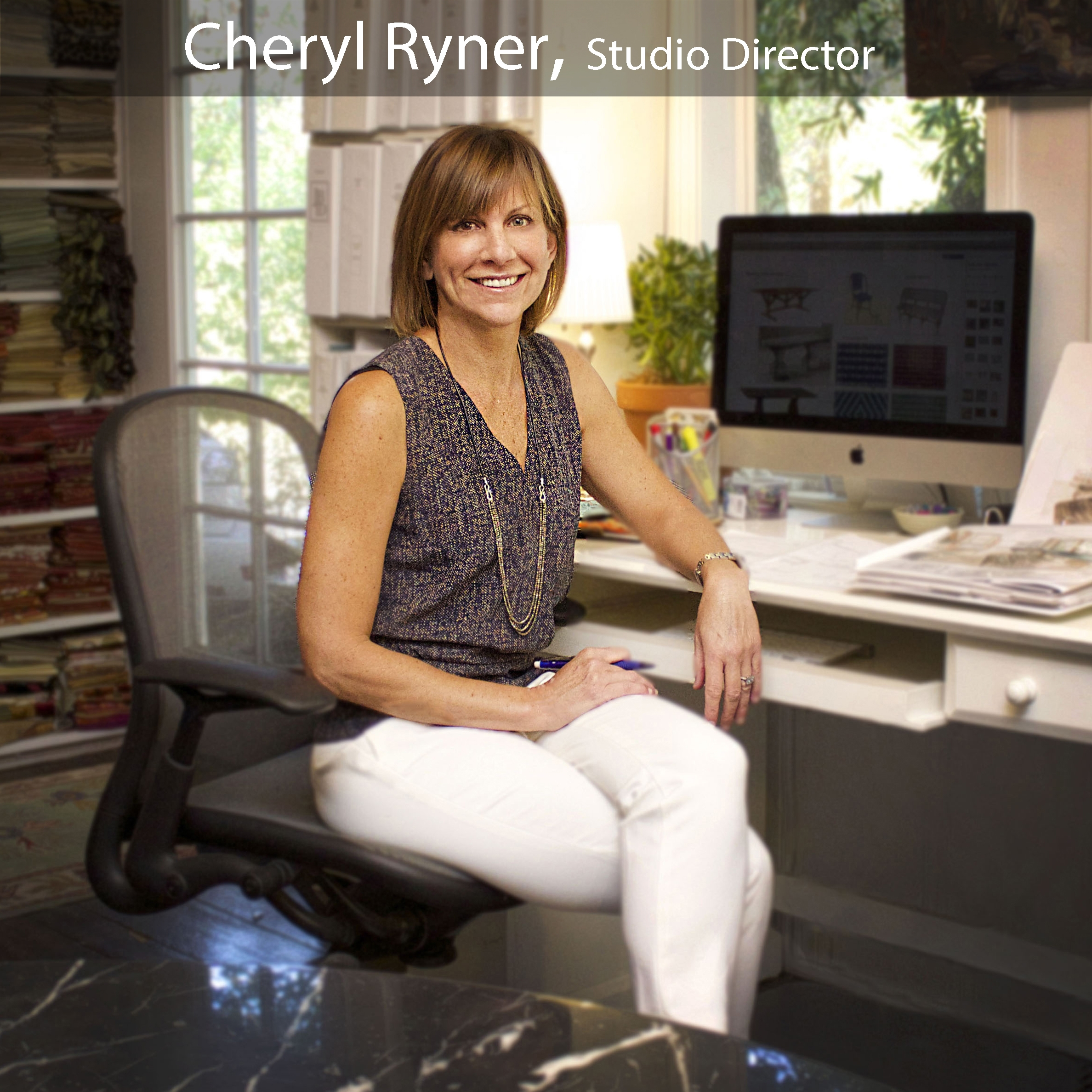 Cheryl joined JBID in 2005. With her incredible organizational skills, ability to prioritize and positive attitude Cheryl oversees the day-to-day operations of the Orinda Studio. From monitoring client project activities, communications and deadlines, to producing budgets, proposals and invoicing Cheryl handles it all with grace and a smile.