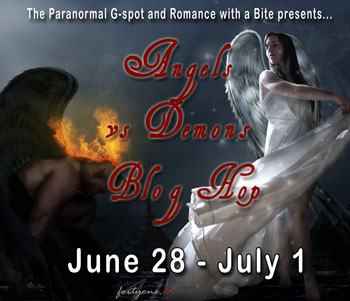 Angels vs. Demons Blog Hop: June 28-July 1