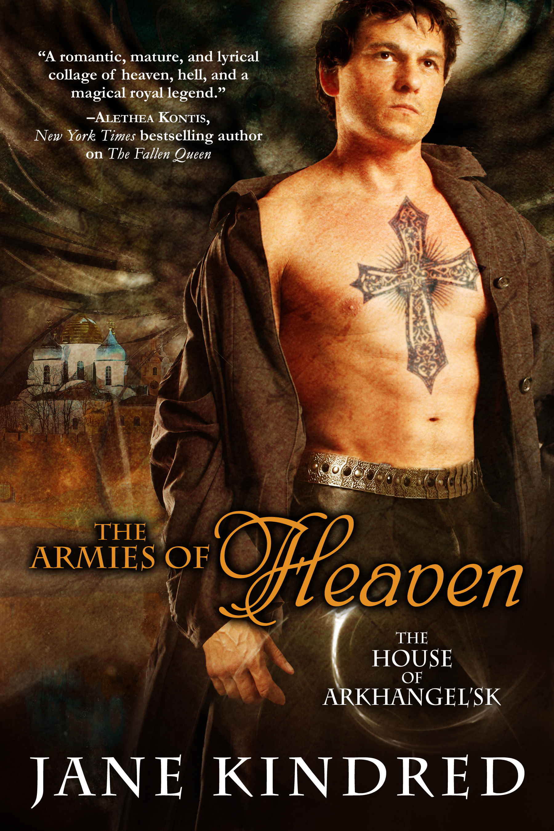 The Armies of Heaven by Jane Kindred