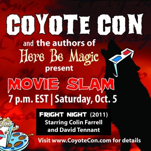 Coyote Con Movie Slam