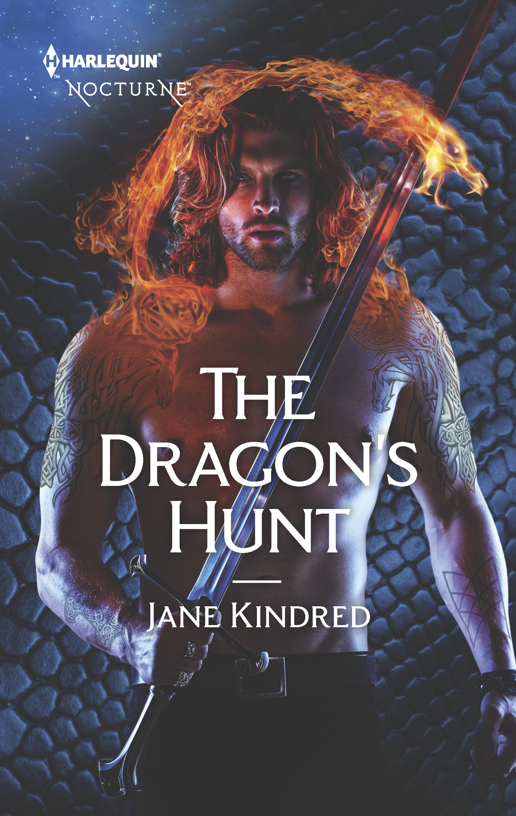 The Dragon's Hunt (Sisters in Sin, #3)
