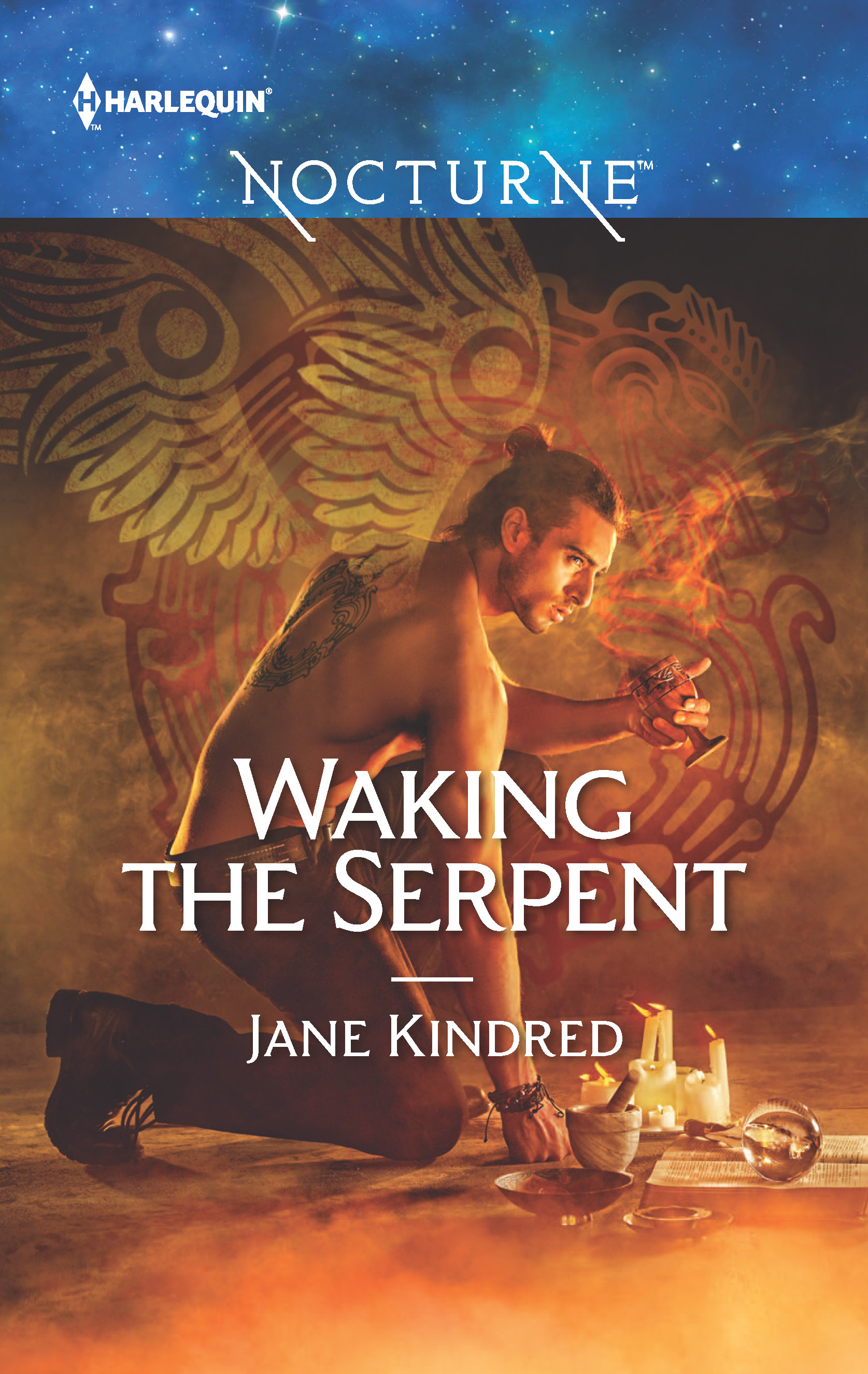 Waking the Serpent (Sisters in Sin #1)
