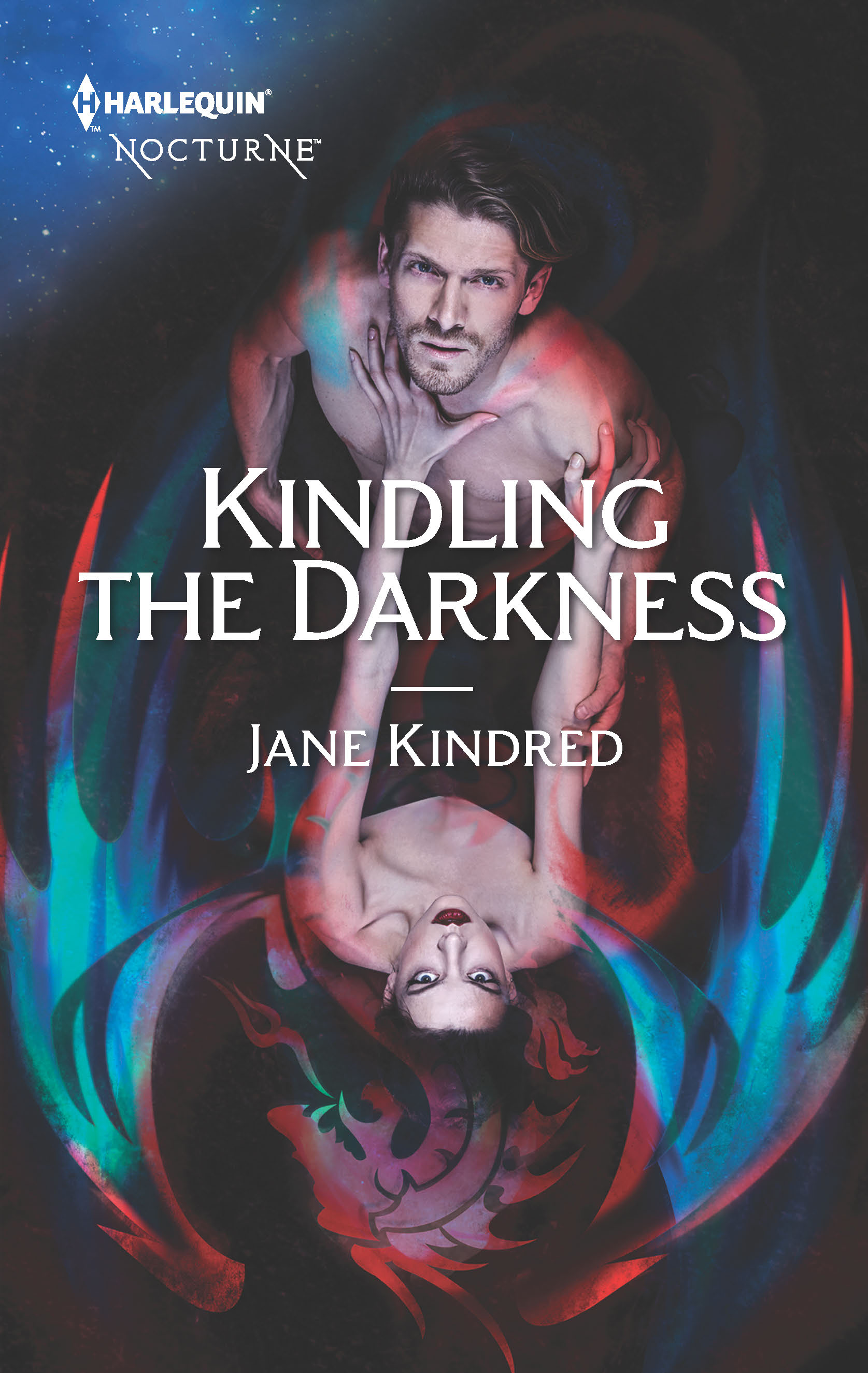 Kindling the Darkness (Sisters in Sin, #5)