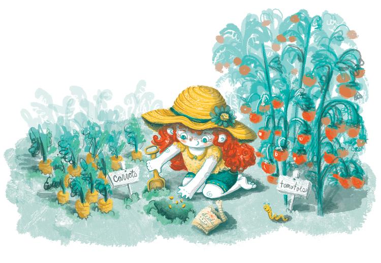 Lil' Gardener