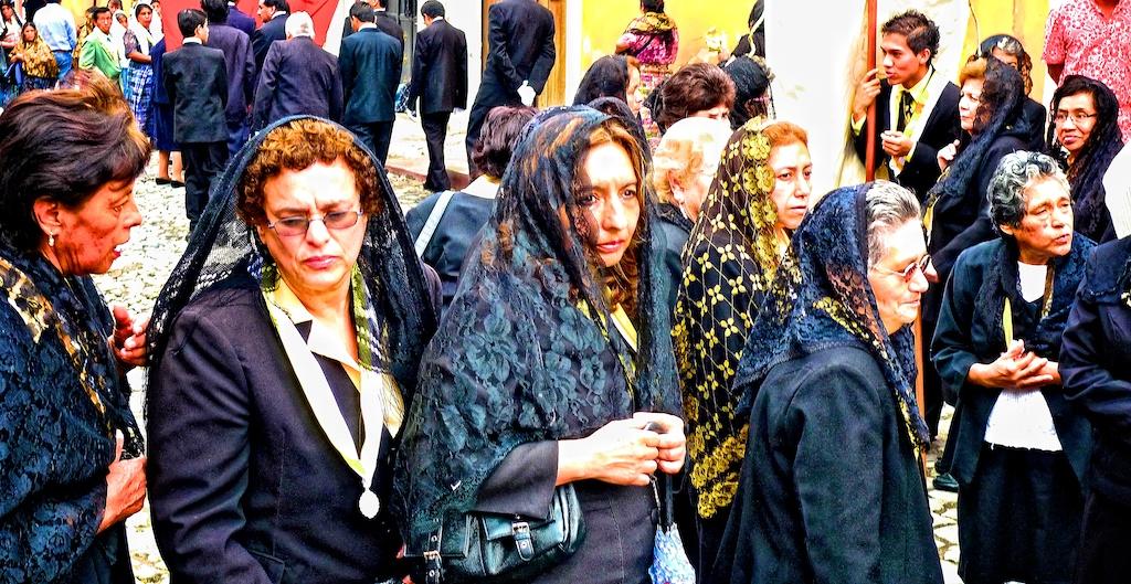 Widows in Guatemala