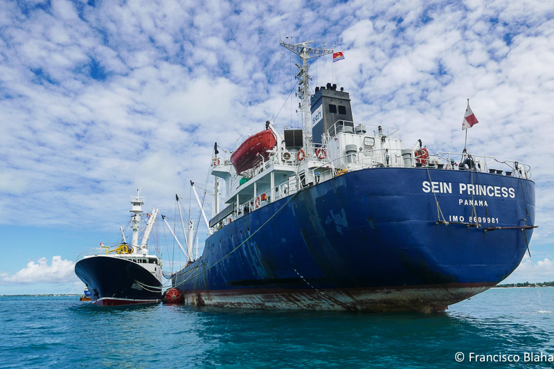 Photo serves an illustrative purpose and was not taken in the context of IUU fishing