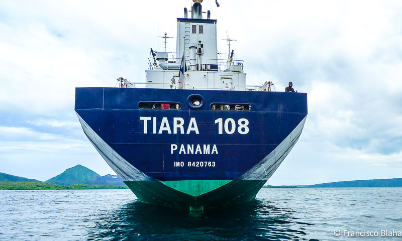 No Panamanians on board! (Photo serves an illustrative purpose and was not taken in the context of IUU fishing)