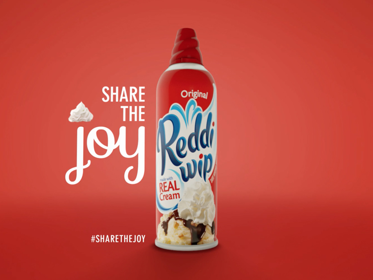 REDDI-WIP   _   Share The Joy Campaign