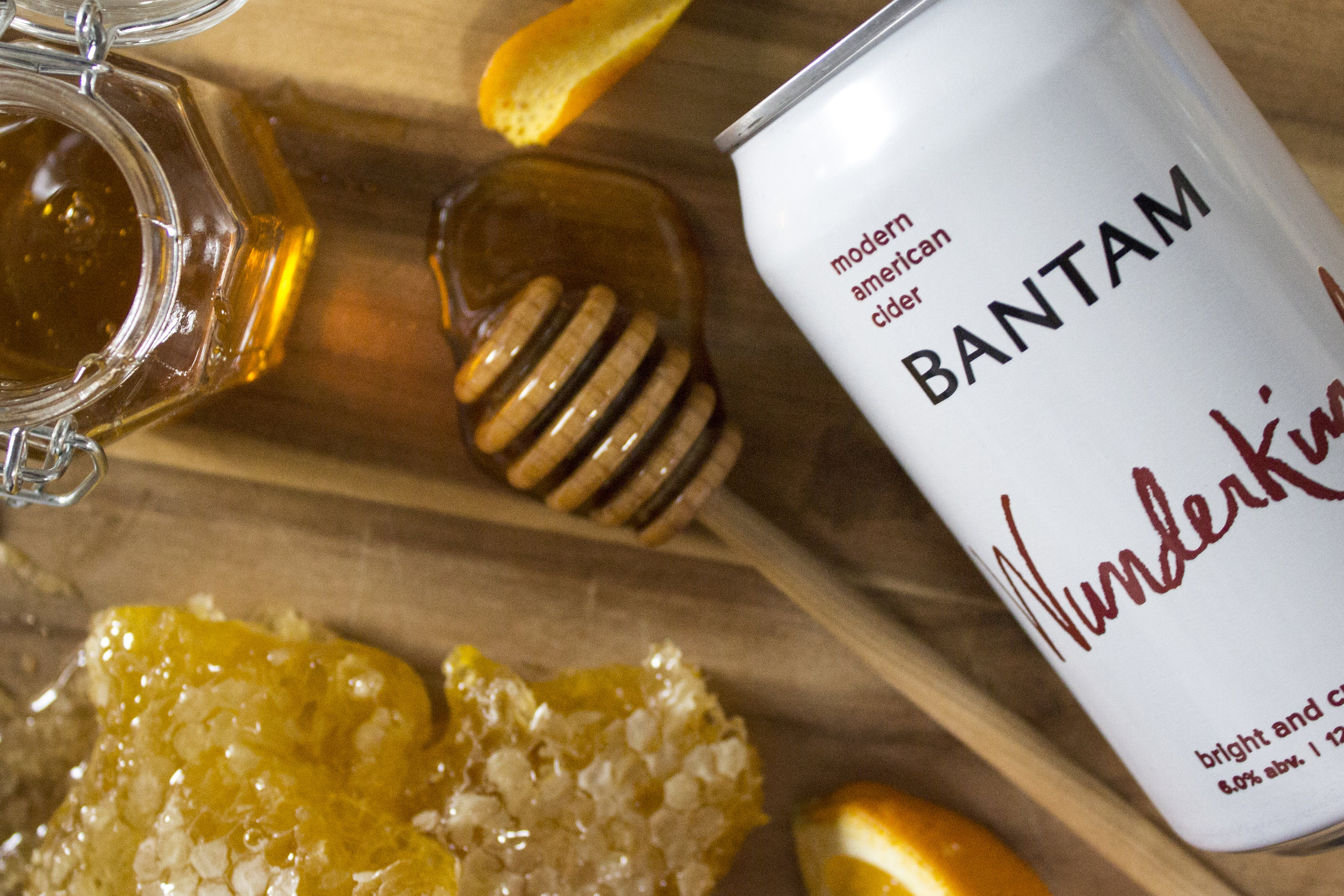 Food Styling Bantam Cider Boston