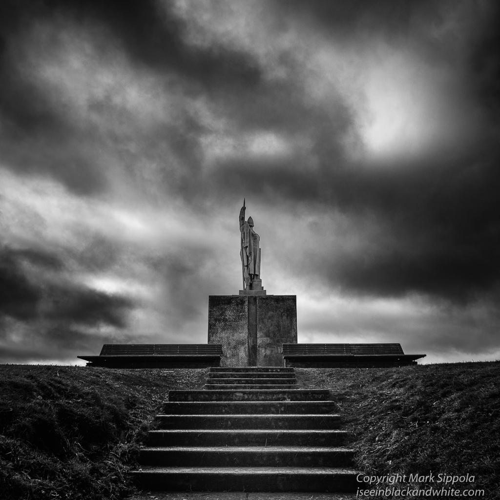 Icelandic Statue
