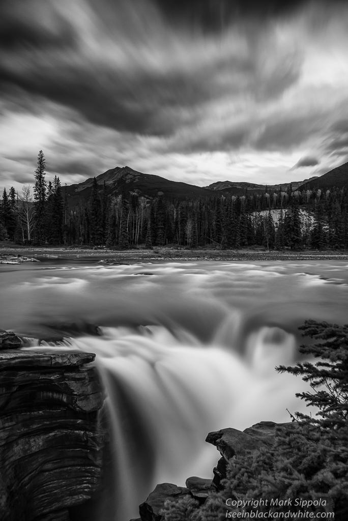 Athabasca Falls_Jasper Alberta