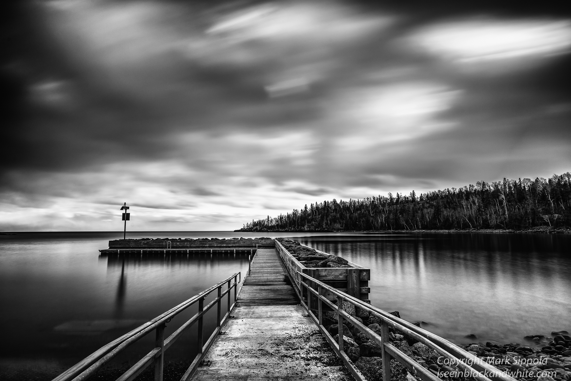 Grand Portage Dock