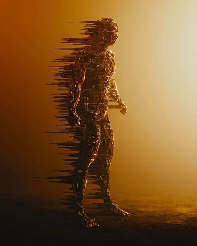 0x01⠀ ⠀ #b3d #cyclesrender #polytrash #remesh #blocks #voxels #voxel #decimation #human #figure #fortitude #mist #volumetric #mdcommunity #mgcollective #remesh #tech #pixel #digital #art #CG #3D