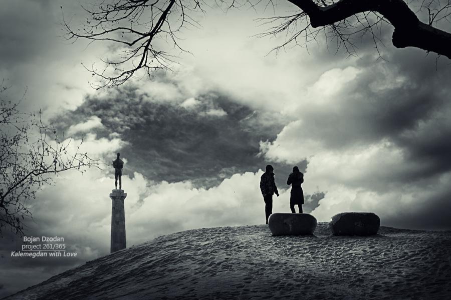 Kalemegdan with Love.jpg