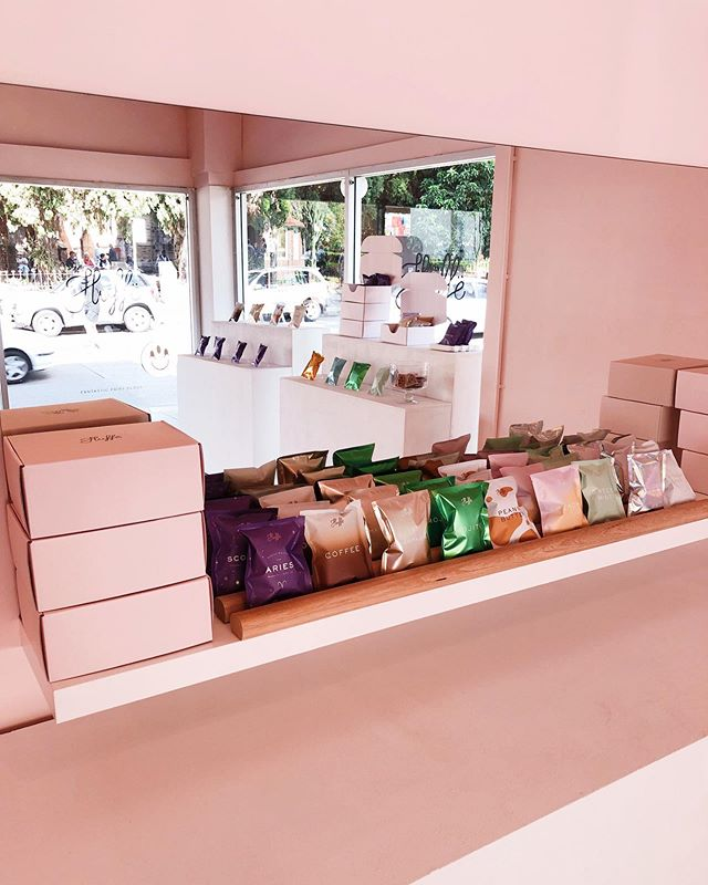 Tomorrow (28/9/19) 11am-4pm will be your last chance to visit The Fluffe Shop, so if you're around Ashfield do pop in. We're treating everyone to 40% OFF everything to say thanks for a wonderful year! 💕🥳 We've just outgrown our little pink space, and have since moved into a new facility that's allowed us to grow and make way for what's next for our brand! ✨ We can't wait to share what we've got in the works and all will be revealed in November - along with our coveted Christmas flavours of course (and quite a few extras)🙈😘 #fluffe