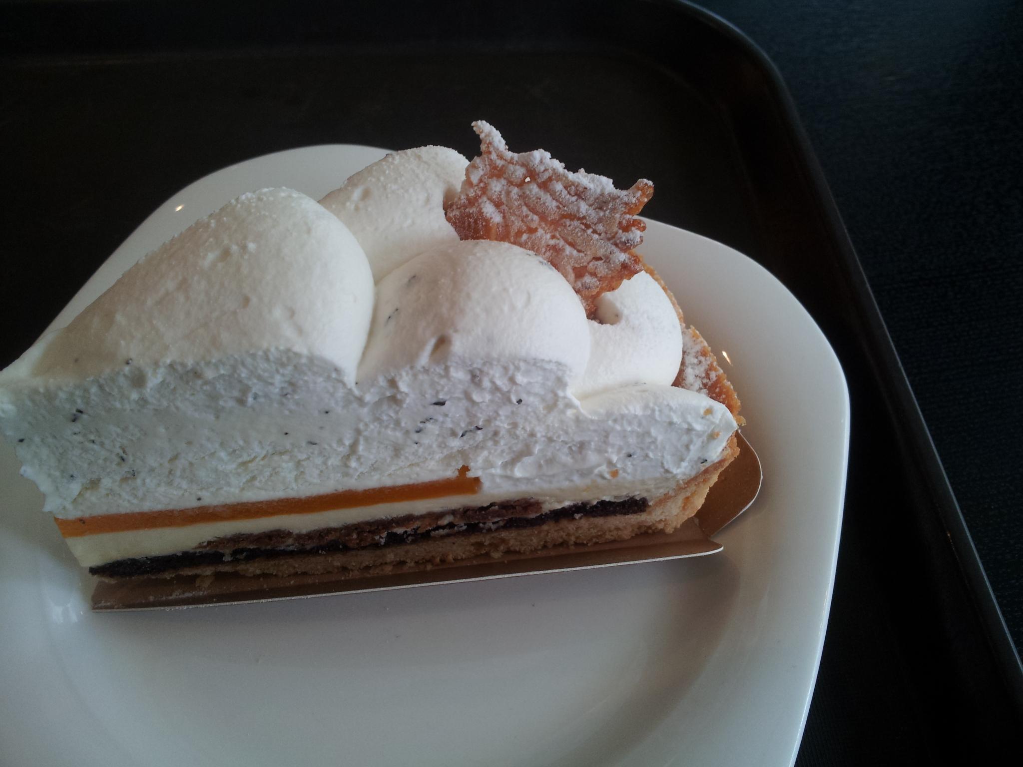 Earl Grey Cake, Cocobruni
