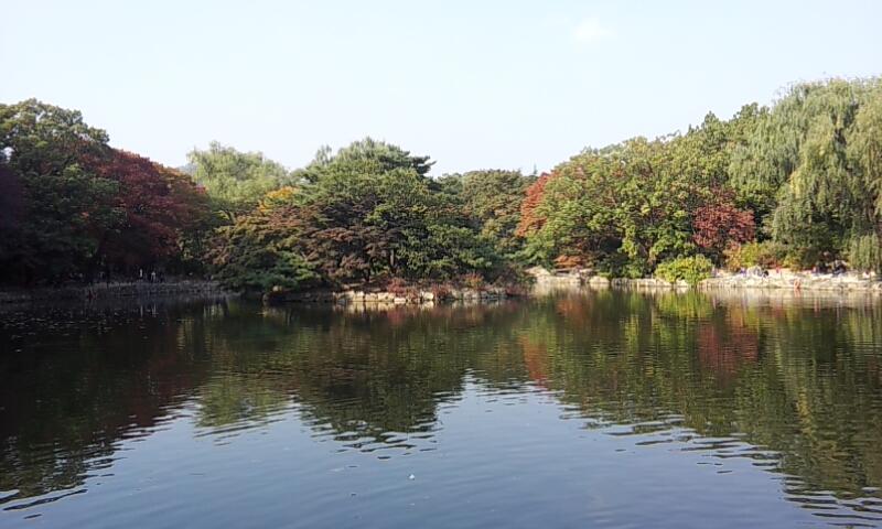 Changgyeonggung, October 2013