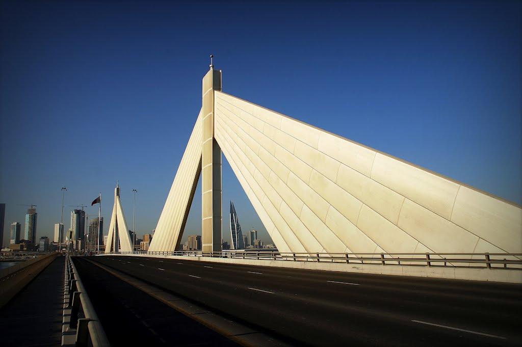 Shaikh Isa Bridge