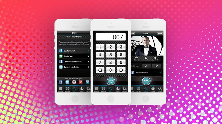 Top Tag iOS App