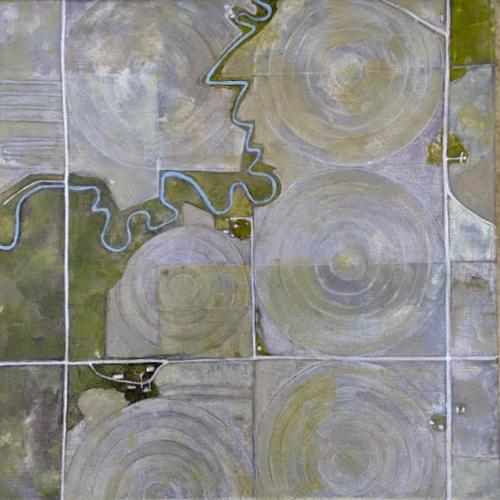 Central Pivot Irrigation, IV, Nebraska, 2017