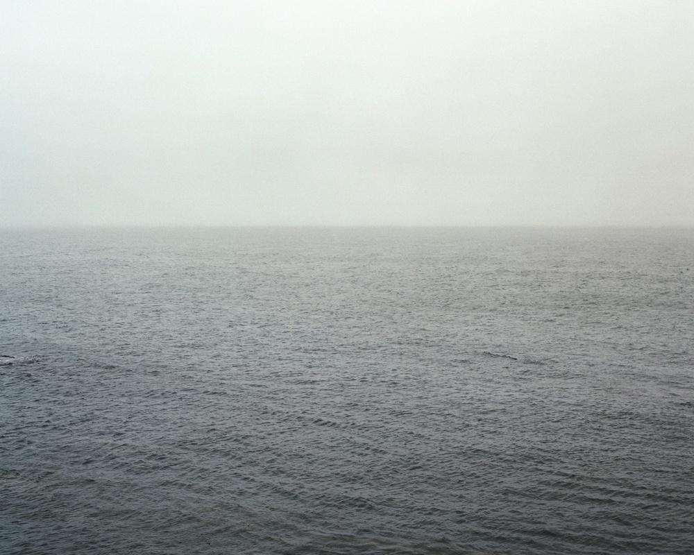 Seascape, after Sugimoto, 2014