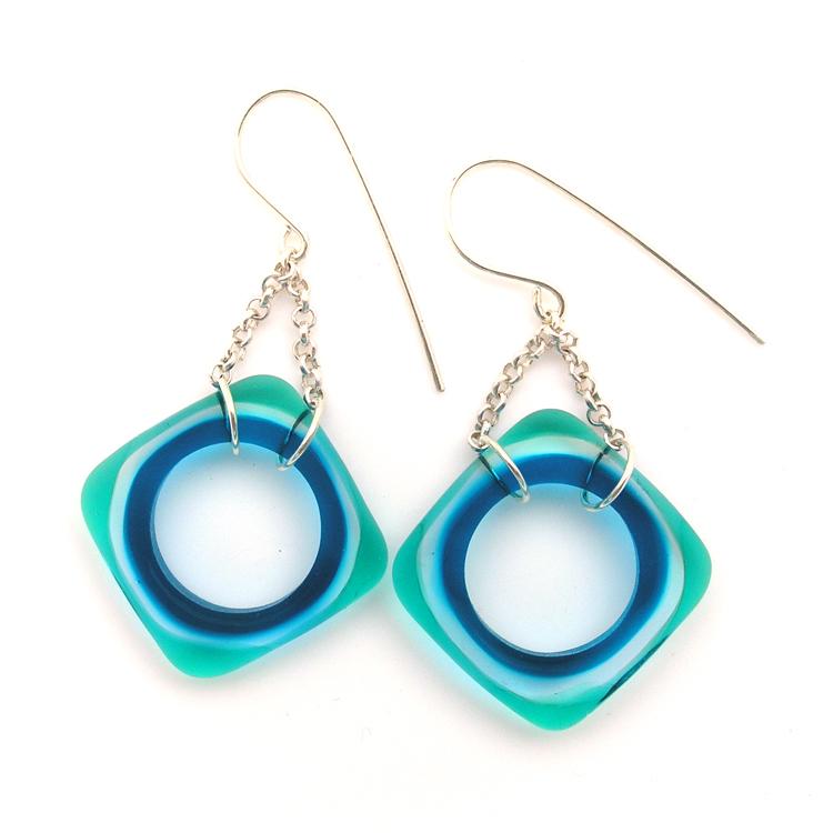 turquoise rhombus earrings2.jpg