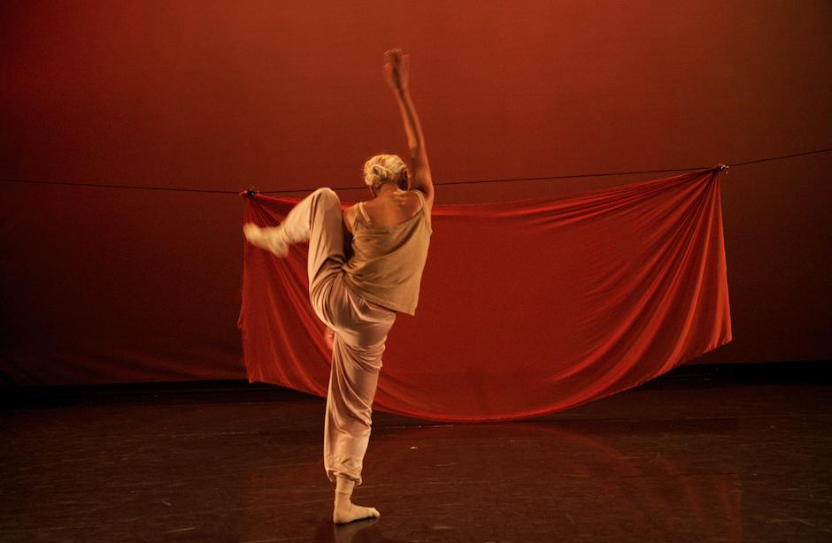 Photo Credit: Francesca Chudnoff   Choreographer and Dance Artist:  Nyda Kwasowsky