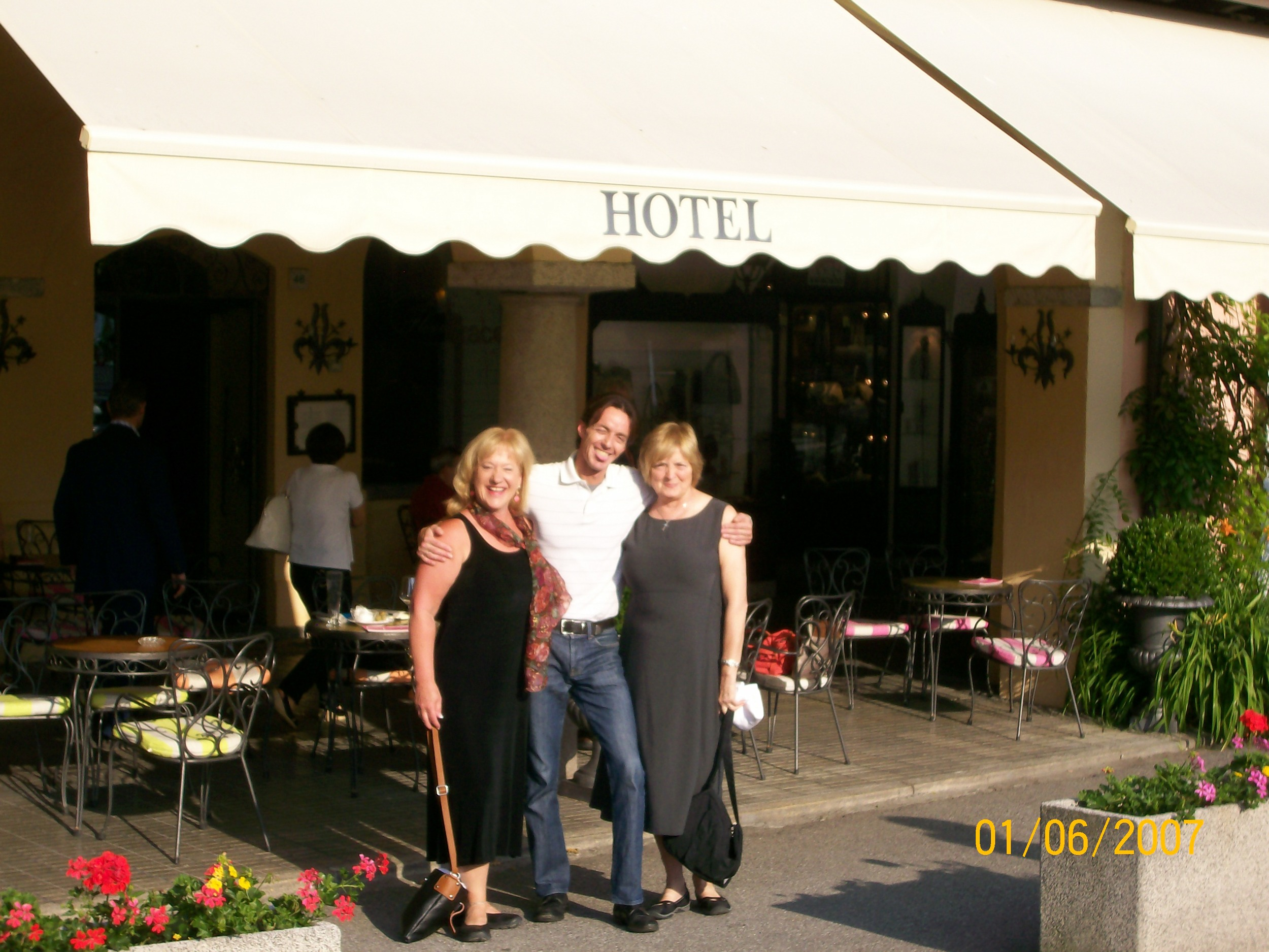 Hotel Florence, Bellagio
