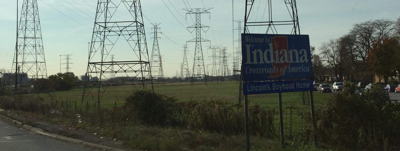 Indiana Welcome