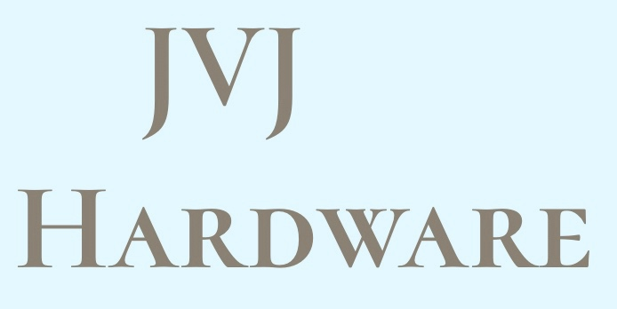 JVJ Hardware from Dallas with solid quality and style to spare.