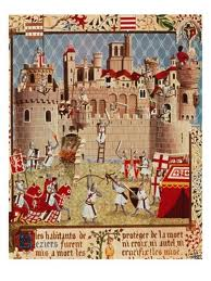 """The siege of Béziers - """"Kill them all, God will recognize His own."""""""