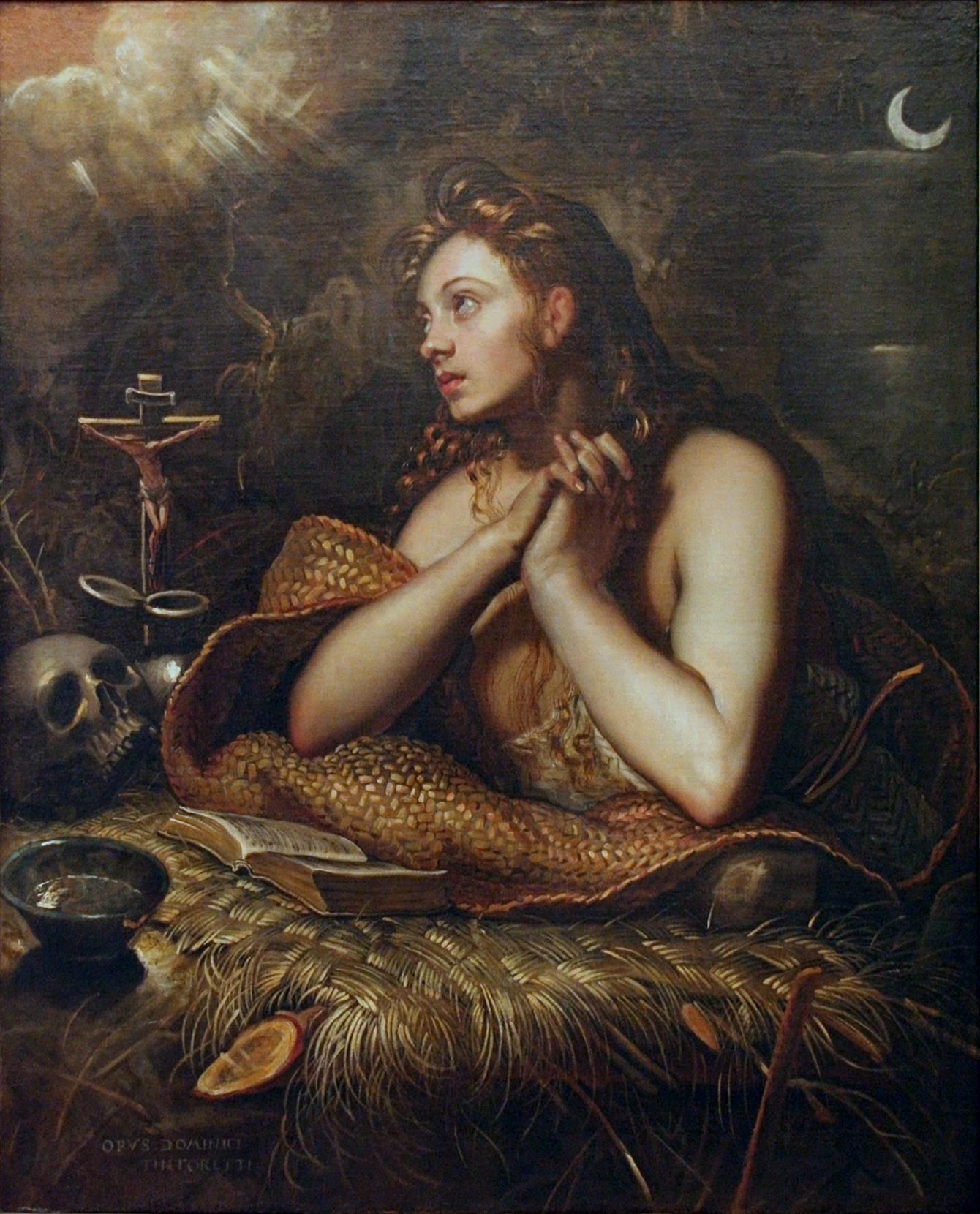 The Penitent Magdalene - a travesty of historical falsehood.