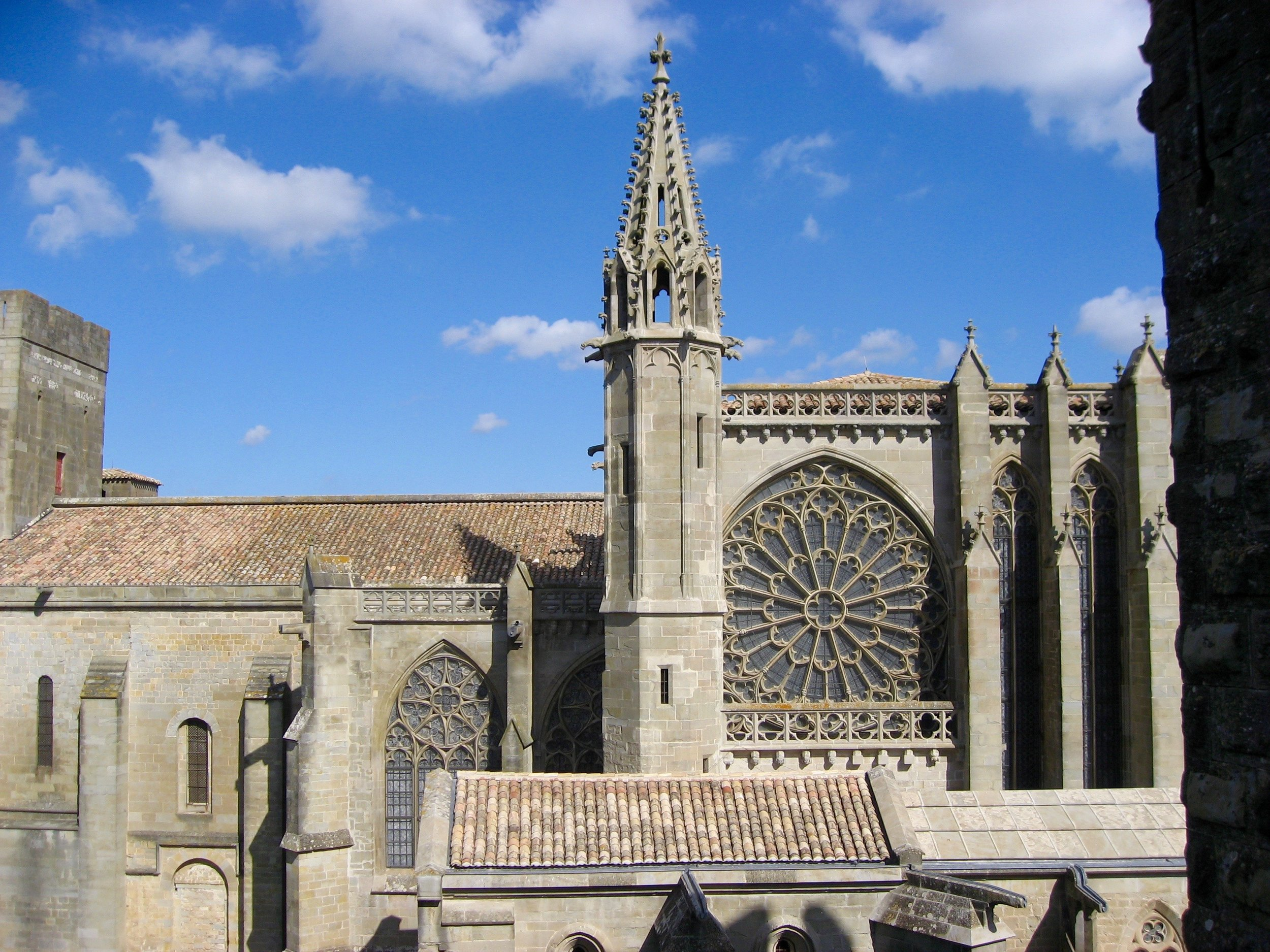 Carcassonne, France - Basilique de Saint Nazaire et Saint Celse 1.jpg