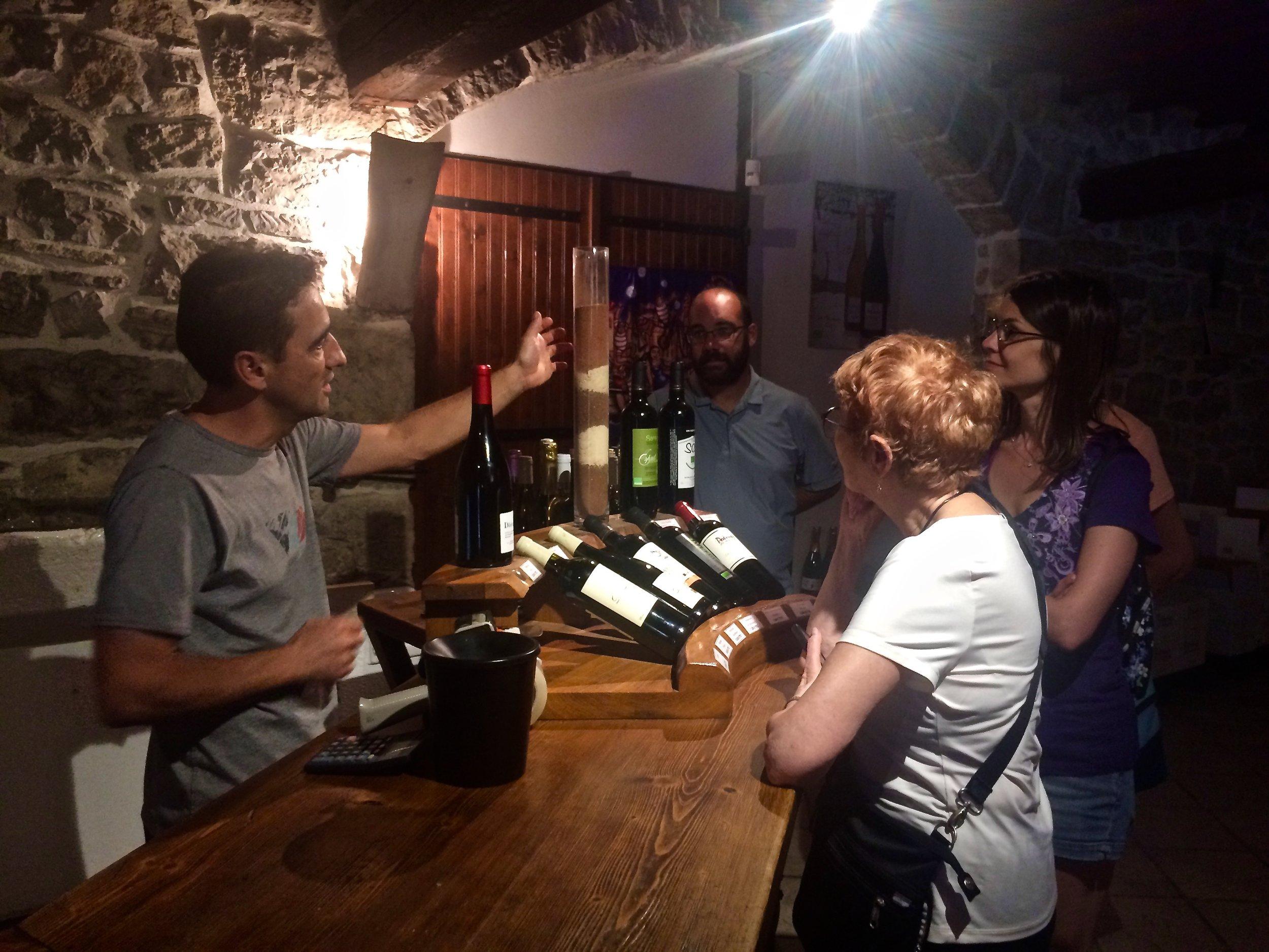 Couiza, France - Domaine de Mayrac Wine Tasting - Photo by Allysha Lavino.jpeg