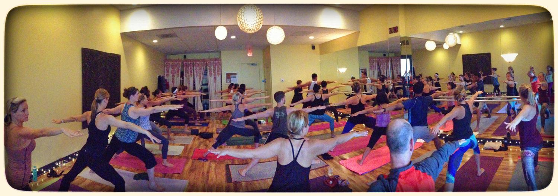 yoga membership