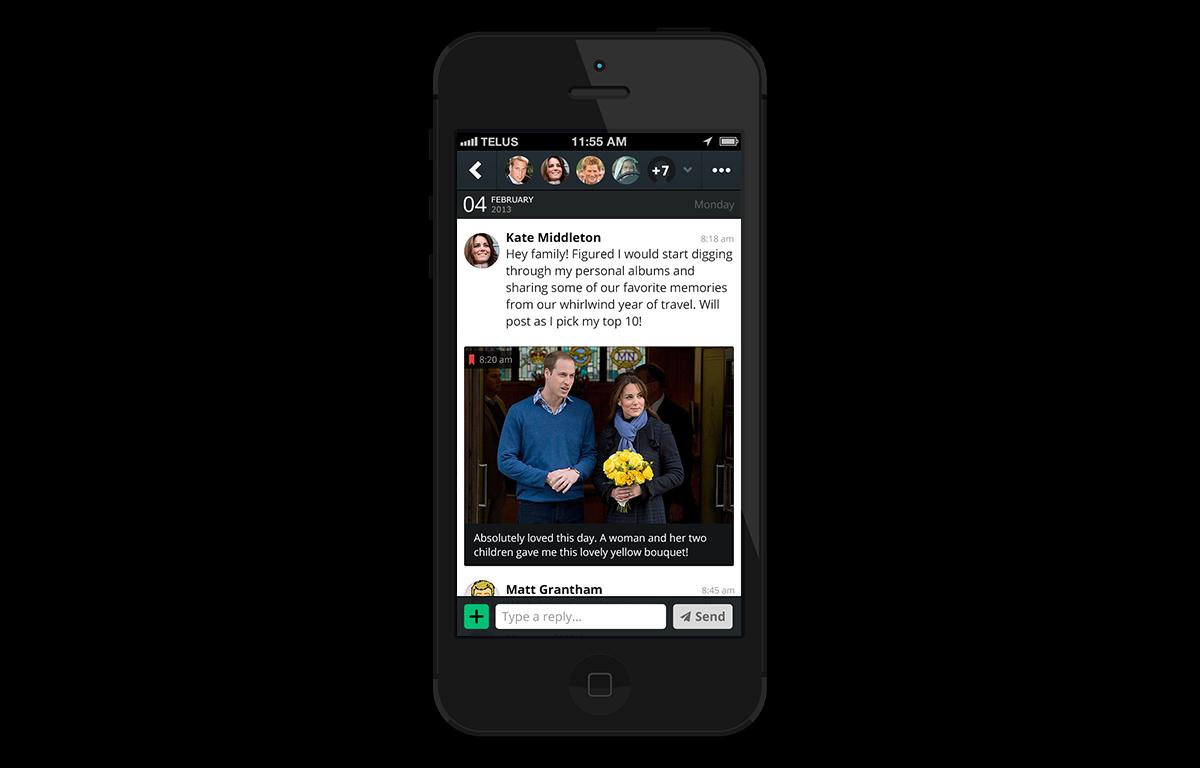 OTT Messenger App