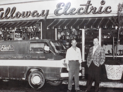 Alloway Electric Founders (circa 1924)