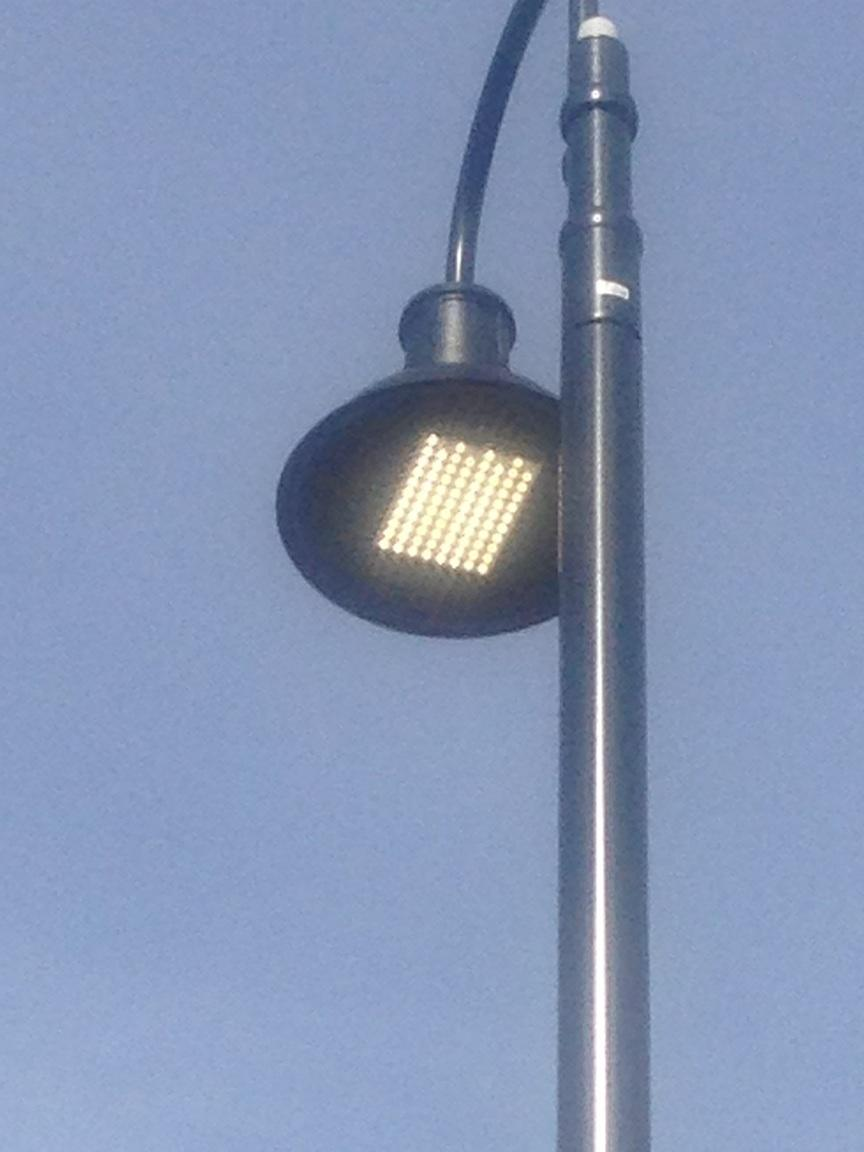 Street Parking Lot Building Lighting Alloway Electric