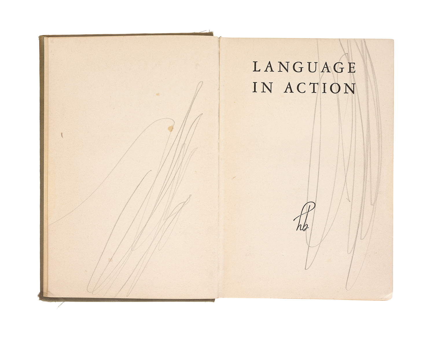 Language In Action,  2013
