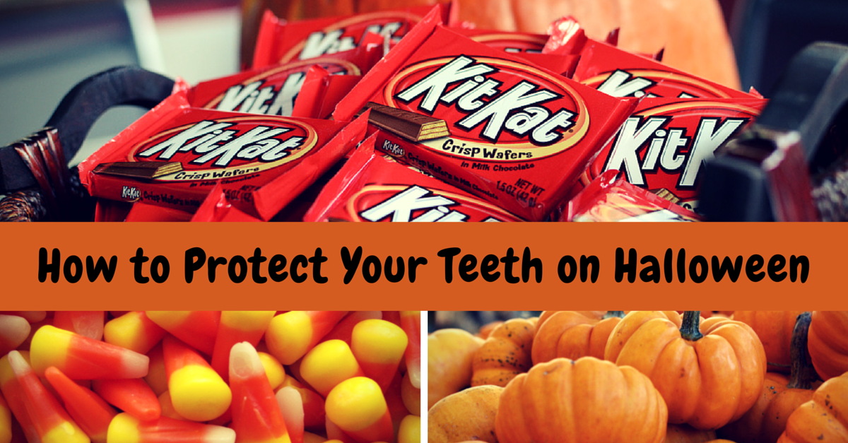 how to protect your teeth on halloween