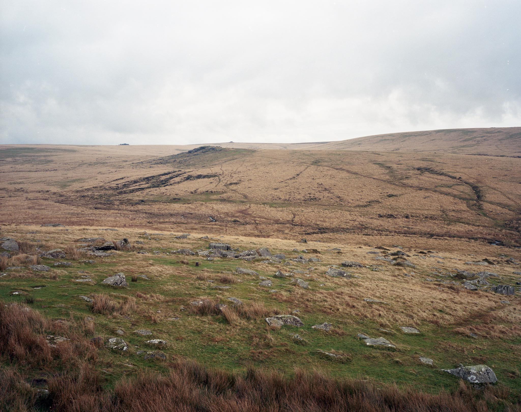 Dartmoor, England.