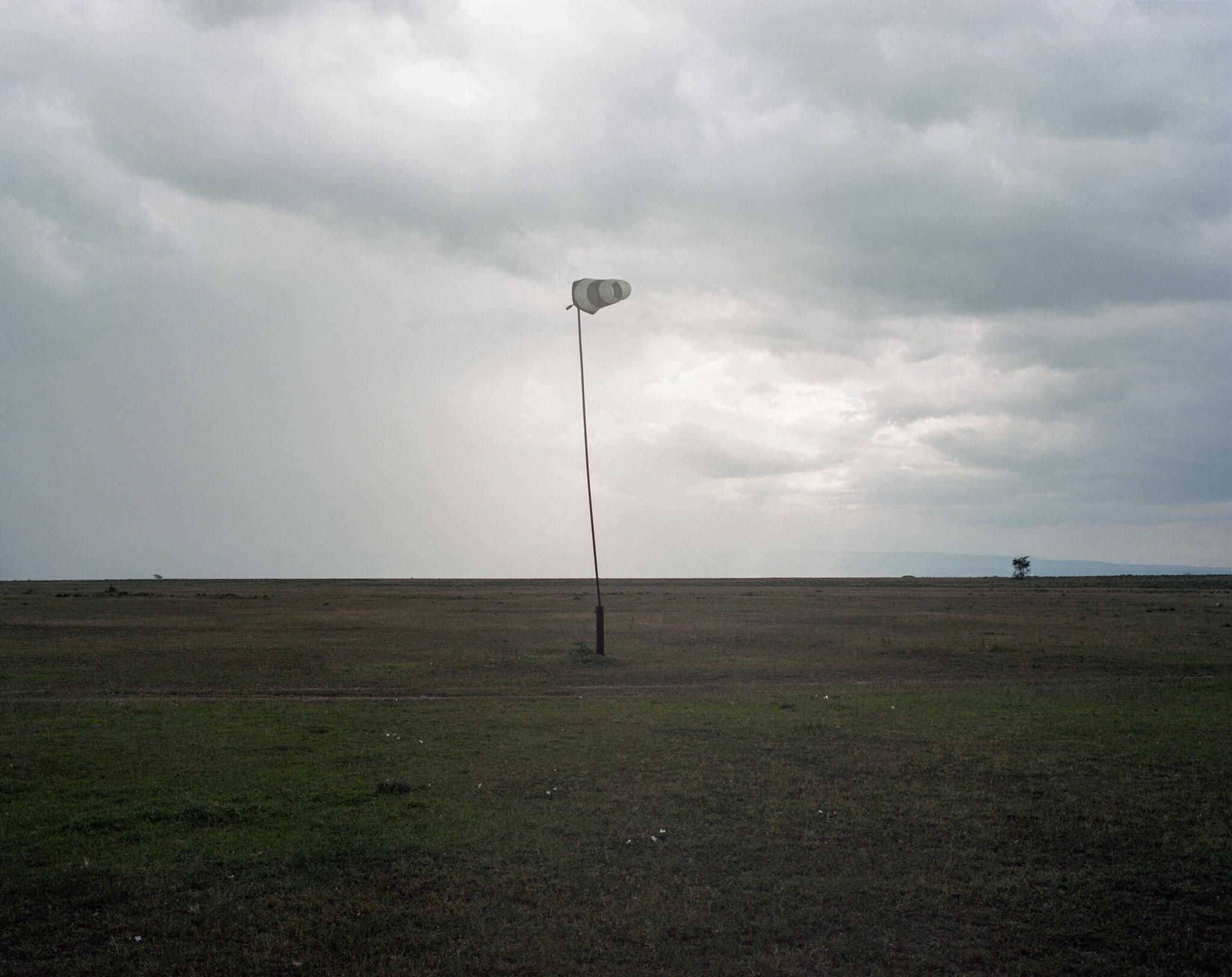 Soysambu airport
