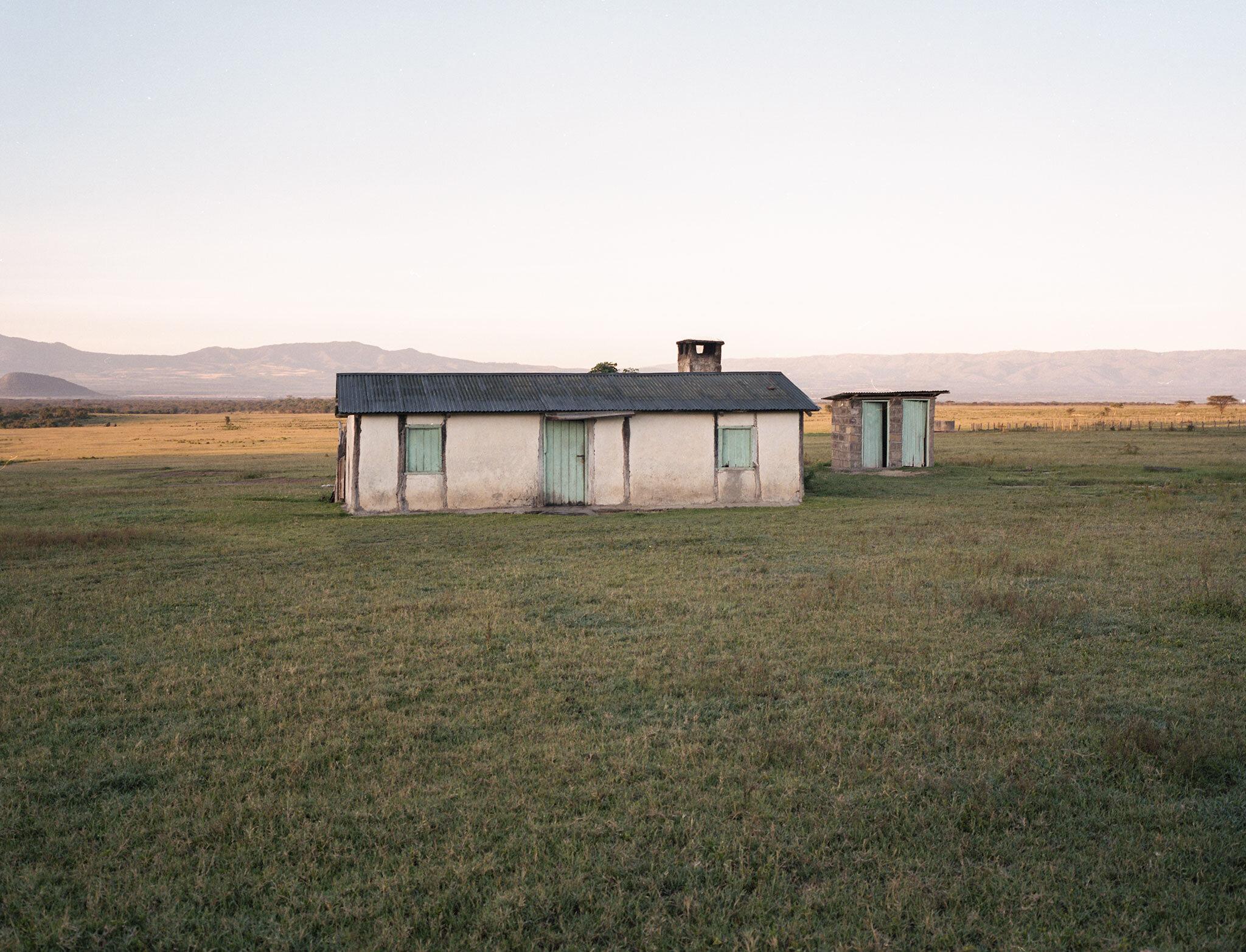 Staff accommodation, Soysambu