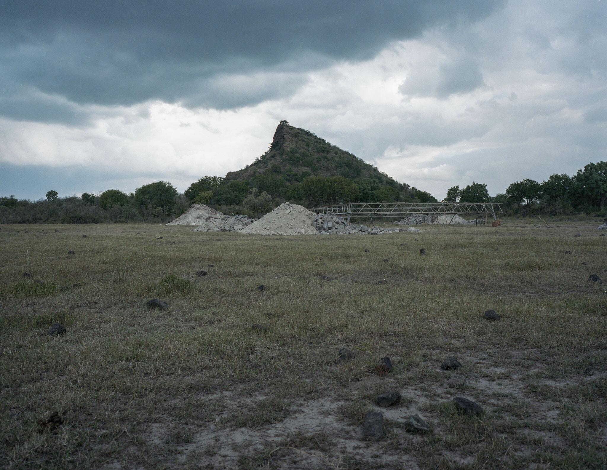 Half Hill, Soysambu