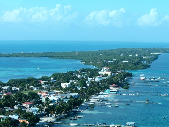 Caye Caulker - Caribbean Vacation - Belize Beach Resorts - All inclusive Vacation Packages - SabreWing Travel