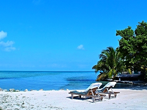 Cayo Espanto - Private Island Resort - All inclusive Belize Vacation Packages - SabreWing Travel