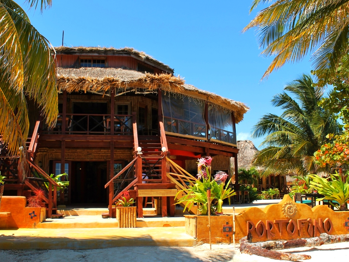 Portofino Beach Resort - Belize Beach Resorts - All inclusive Vacation Packages - SabreWing Travel