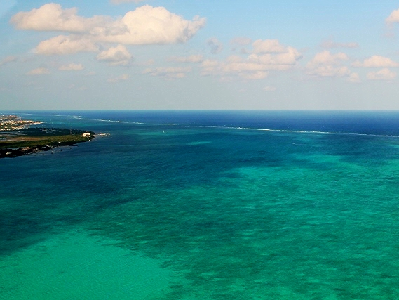Caribbean Vacation in Belize - Barrier Reef - SabreWing Travel